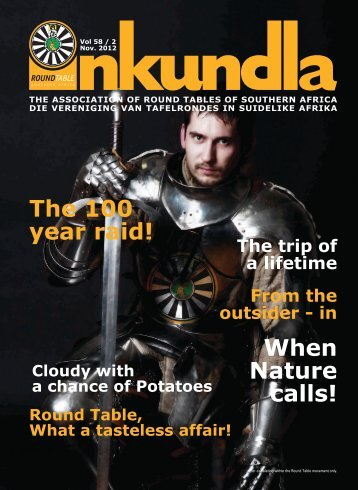download/view the latest INKUNDLA - Round Table Southern Africa