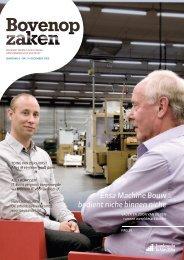 Bovenop zaken.. - Joanknecht & Van Zelst