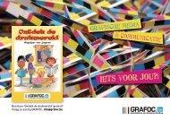 Brochure Secundair Grafisch onderwijs - Grafoc