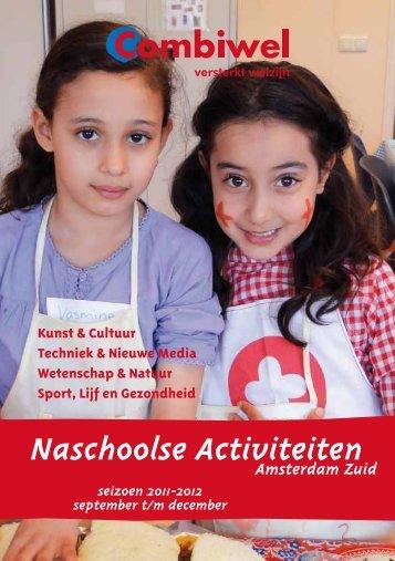 Naschoolse Activiteiten - Combiwel