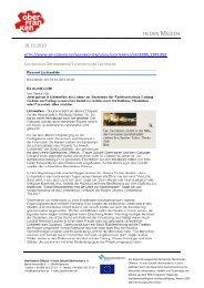 18.10.2010, Neue Presse Coburg