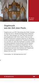 Jean Paul 2013 in Hof Jahresprogramm - Seite 7