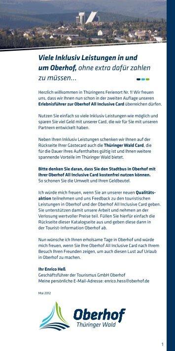Oberhof All Inclusive Card - Ramada Hotels