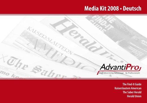 The Find-It Guide - AdvantiPro GmbH