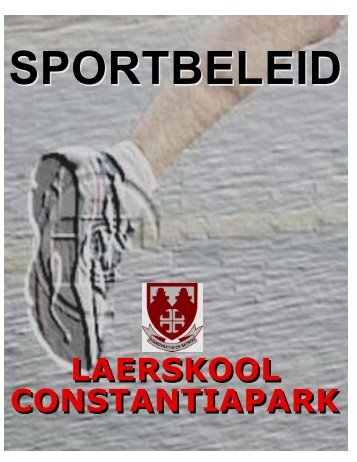 sportbeleid - Lscp.co.za