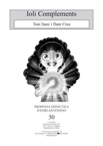 Ioli Complements - Fira del Llibre de València