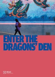 Enter the Dragons' Den - OC&C Strategy Consultants