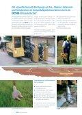 Horizontalspülbohrung für die grabenlose Rohrverlegung - - Ochs - Seite 2