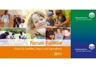 Forum Familie - Odenwald-Institut