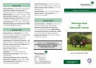 Verbindliche Anmeldung für: - Odenwald-Institut