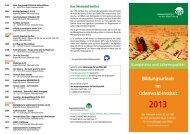 Bildungsurlaub im Odenwald-Institut