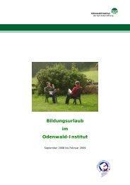 Concepta-Produktblatt #2: Projektmanagement 2 - Odenwald-Institut
