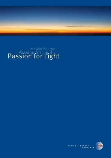 Passion for Light - oec.net