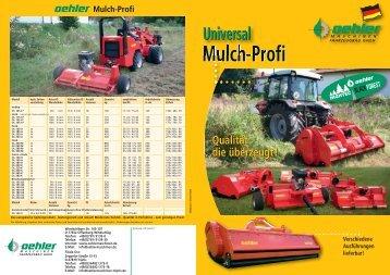 Mulch Profi.pdf - Oehler Maschinen
