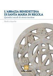 l'abbazia benedettina di santa maria in regola - Storia del diritto