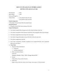Lesson Plan - SMA Negeri 78 Jakarta