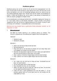 ouditiewe geheue.pdf - Kleuters