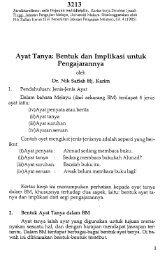 3213 suulmwmmm: mu mmm mumampliu Kami ... - Malay Civilization