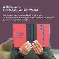 Willemsfonds Tiendaagse van het Woord