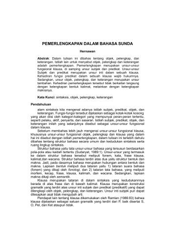 Dongeng Bahasa Sunda Pdf