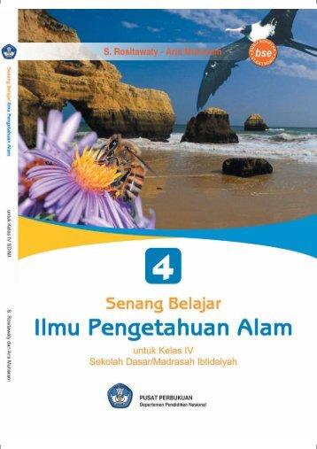 Senang Belajar Ilmu Pengetahuan Alam 4 - Download Buku ...