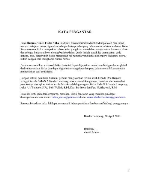 Surat Keterangan Nomor Y