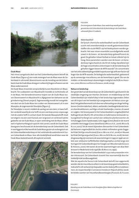 07 nhm juli 2011 - Natuurhistorisch Genootschap in Limburg