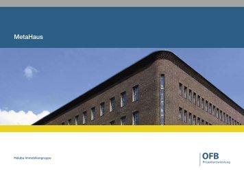 MetaHaus - OFB Projektentwicklung