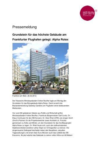 Alpha Rotex - OFB Projektentwicklung