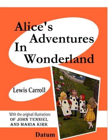Alice in Wonderland - 4DLab