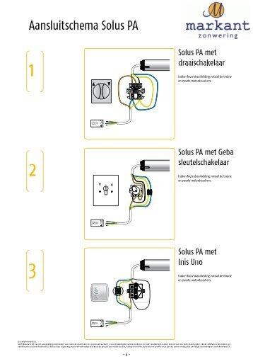 Klik hier om het aansluitschema voor de Solus PA te downloaden
