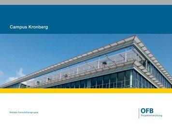 Campus Kronberg - OFB Projektentwicklung