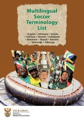 Soccer Terninology 2010 - South Africa Government Online