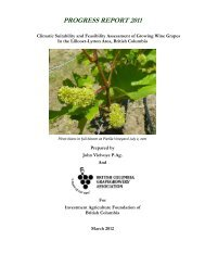 PDF, 2.7 mb - Ministry of Agriculture and Lands