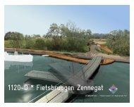 1120-D * Fietsbruggen Zennegat - bureau SLA