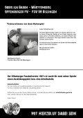 Mit Herzblut dabei sein - Offenburger FV - Seite 4