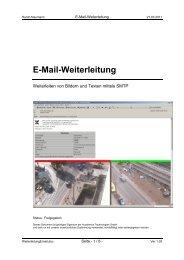 E-Mail-Weiterleitung - Accellence Technologies GmbH