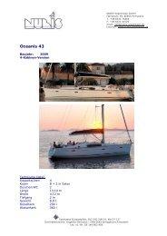 Oceanis 43.pdf - Nubis Segelreisen GmbH