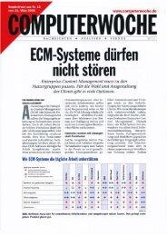 Sonderheft Computerwoche (4.037 KB) - OFF LIMITS IT Services ...