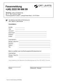 Faxanmeldung sw-paketierung_august.ai - OFF LIMITS IT Services ...