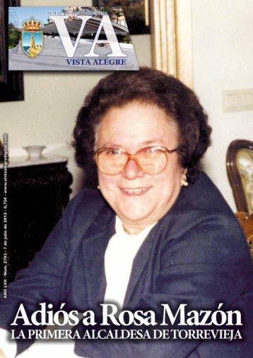 semanario vista alegre - sábado 7 julio 2012 1 - Vista Alegre Digital