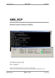 AMS_RCP - Accellence Technologies GmbH