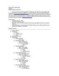 Pathfinder Chronicles - Faction Guide (oef) pdf - WORLDWAKE