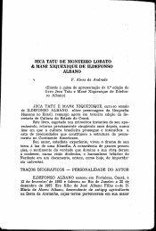 Jeca Tatu & Mané Xiquexique - F. Alves de - Portal da História do ...