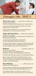 Schnupper-Abo - Ohnsorg Theater - Seite 2