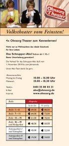 Schnupper-Abo - Ohnsorg Theater - Seite 3