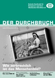 Interview mit Susanne Wöhrl - Deutsche Gesellschaft für ...