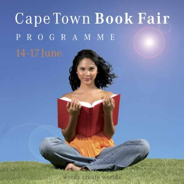 Download the Cape Town Book Fair programme - PULP