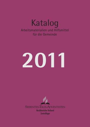 2011 - Freikirche der Siebenten-Tags-Adventisten in Deutschland