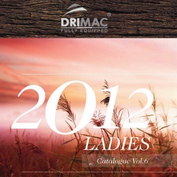Drimac Ladies W12 Catalogue